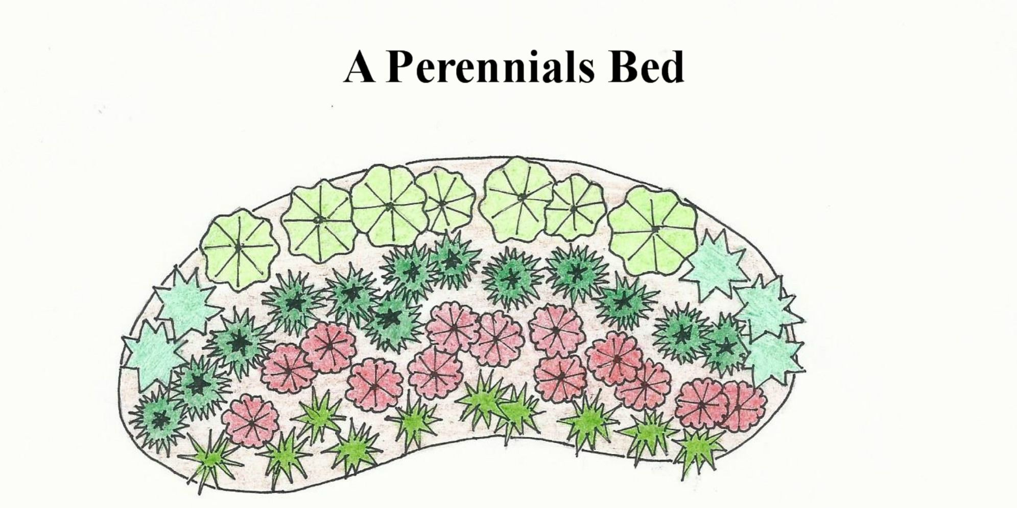 Perennials Bed-Anne-of-Green-Gardens